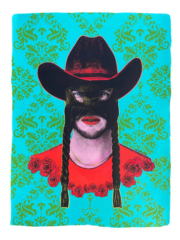 ORVILLE PECK - TURQUOISE