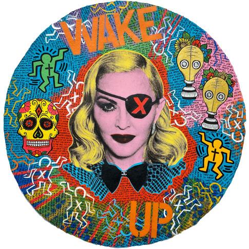 MADONNA - MADAME X (E.P.) - WAKE UP!