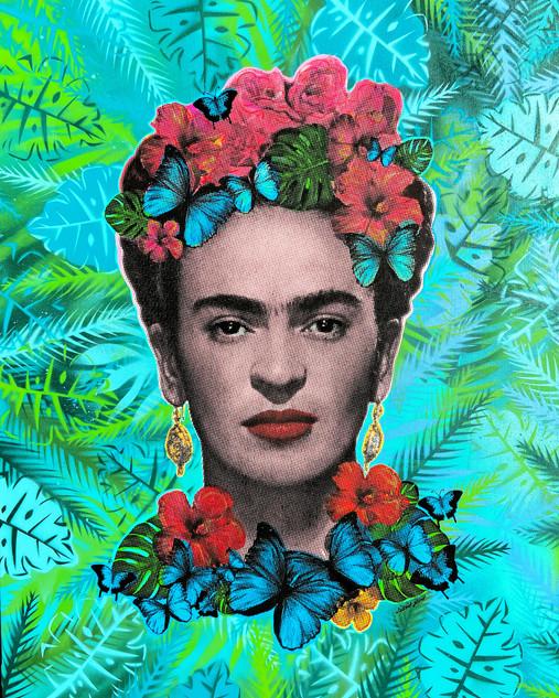 Frida Kahlo (Bosque)