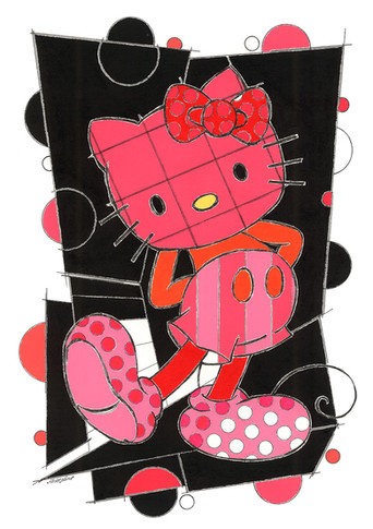 KITTY MOUSE NO. 1