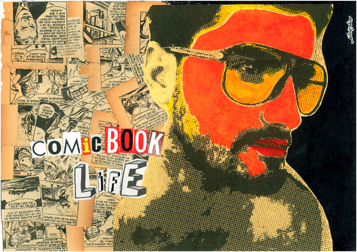 Comic Book life