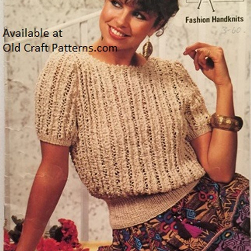 Emu Knitting Patternsoldcraftpatterns