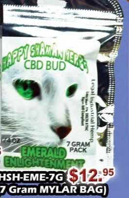 EMERALD ENLIGHTENMENT bud 7gram