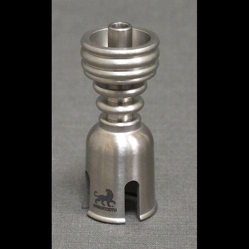 18mm Female Domeless Nail. Tall Post SAB-374