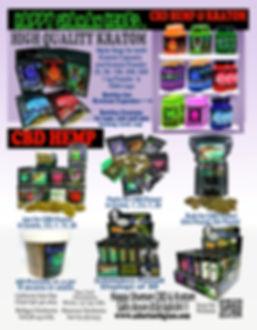 Happy Shaman CBD & Kratom Champs Ad Fina