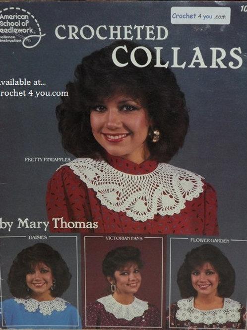 American School 1047. Crocheted Collars - Crochet Patterns