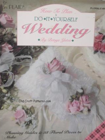 Plaid 9106. How To Plan a Do It Yourself Wedding