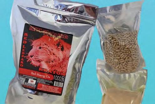 KRATOM Red Maeng Da 1000 capsules