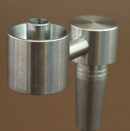 10mm Domeless TI Extension nail male joint SAB-05