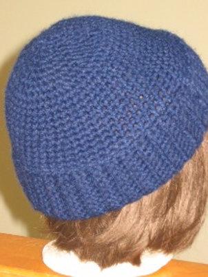 Free Crochet Pattern for Ladies Hat