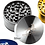Thumbnail: Sabertooth Chromium Grinder 2.5inch