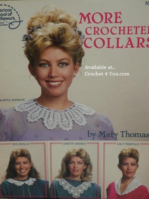 American School 1052 More Crocheted Collars