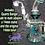 Thumbnail: SABERTOOTH GREEN DUDE RIG MIX 14mm