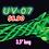 "Thumbnail: ORIGINAL UV by SABERTOOTH made in USA 3,5"" handpipe"