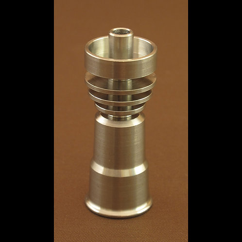 14mm & 18mm Female Domeless Nail. Tall Post SAB-19