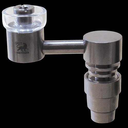4-in-1 Quartz-Titanium Hybrid Extension SAB-818