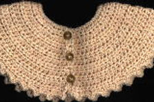 Free Crochet Pattern for Neck Warmer Button Scarf