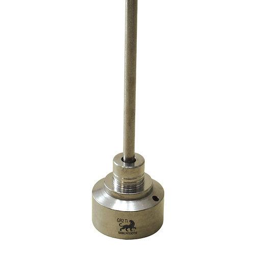 XL Titanium Carb Cap Dabber