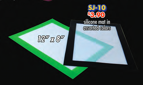 SILICONE MAT in assorted colors