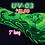 "Thumbnail: ORIGINAL UV by SABERTOOTH made in USA 5"" handpipe"