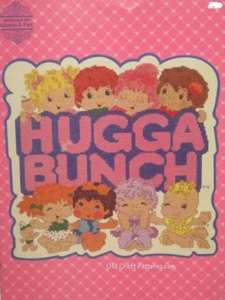 Gloria & Pat 38. Hugga Bunch Cross Stitch Charts Patterns