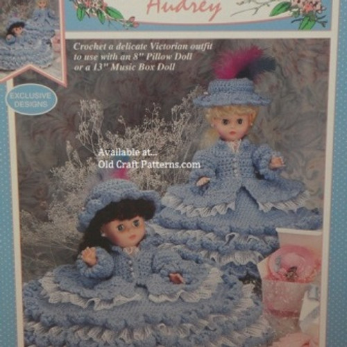 Dolls And Doll Clothes Patternsoldcraftpatterns