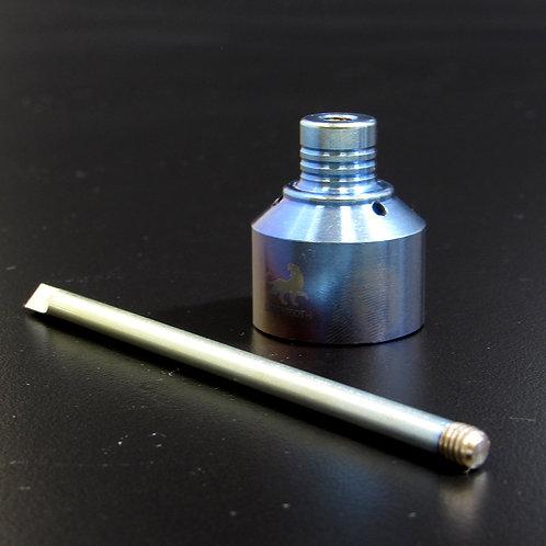 Multi-Color Anodized Ti Cap SAB369-MC
