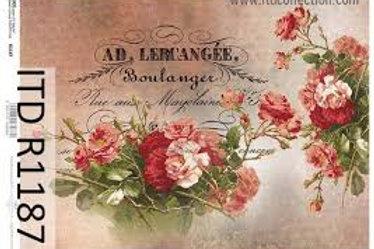 Boulanger - Rice Paper