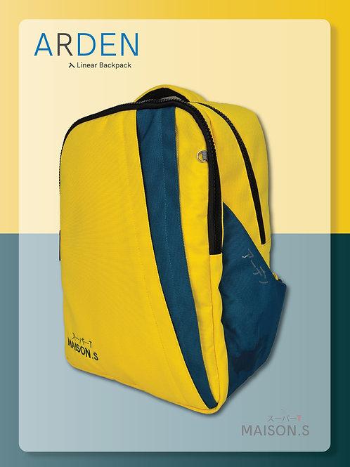 Arden - Sunny Yellow