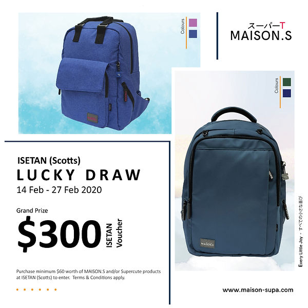 maison_contest_2020_isetan_Facebook Post