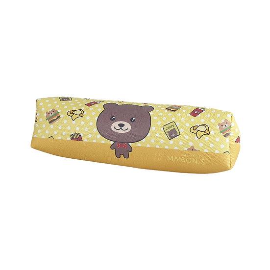 Cute Pets Pencil Bag - Bear