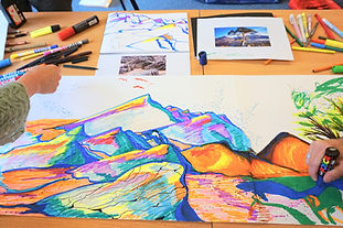 Homeschool Art and Crafts