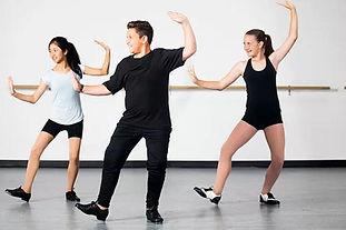 Homeschool Dance Ages 7+