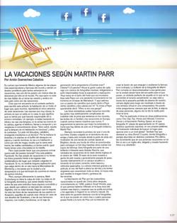 Las vacaciones según Martin Parr