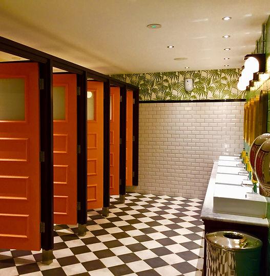 Revolucion De Cuba, Birmingham | Bar Toilets Interior Designers | Maven Design Studio