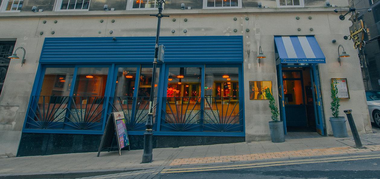 Revolucion De Cuba, Birmingham | Bar Interior Designers | Maven Design Studio