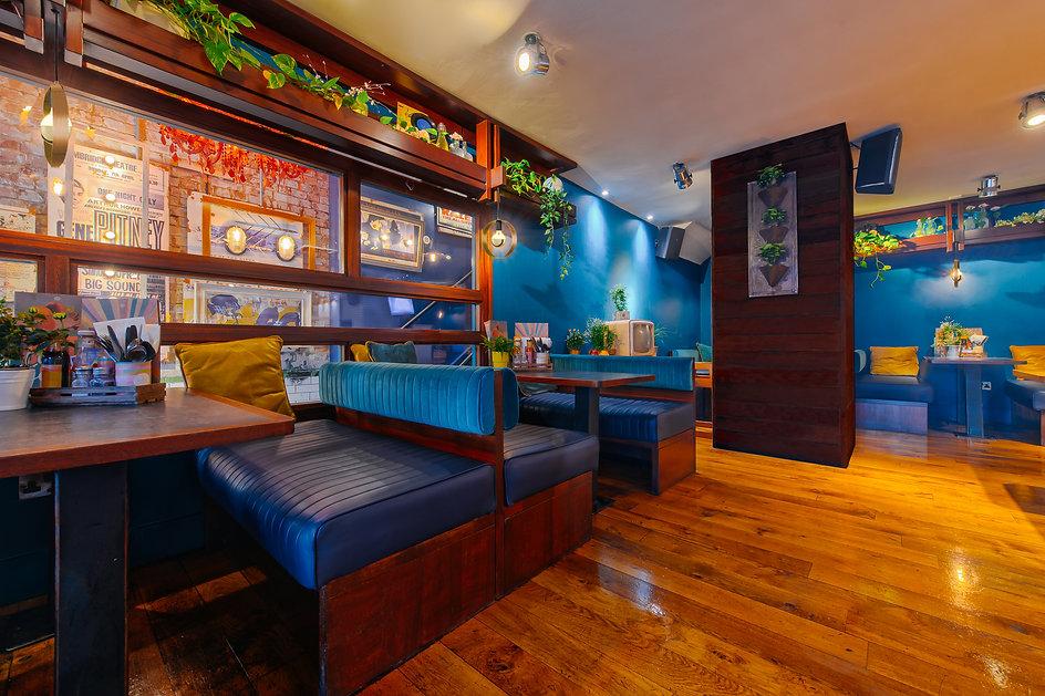 Revolution, Cambridge | Restaurant interior design | Maven Design Studio