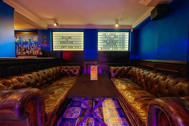 Revolution, Cambridge | Bar interior design, Maven Design Studio