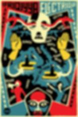 IFRIQIYYA ELECTRIQUE - Artwork Igor Hofb