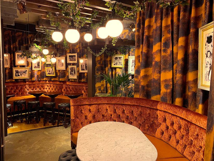 Revolucion De Cuba, Birmingham | Luxury Bar Interior Designers | Maven Design Studio