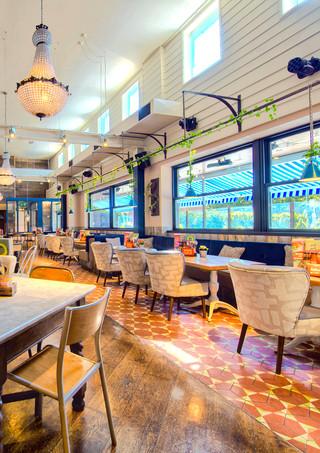 Revolution Beaconsfield Restaurant