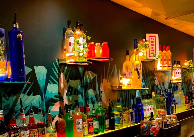 Revolution, Beaconsfield | Bar Interior design by Maven Design Studio