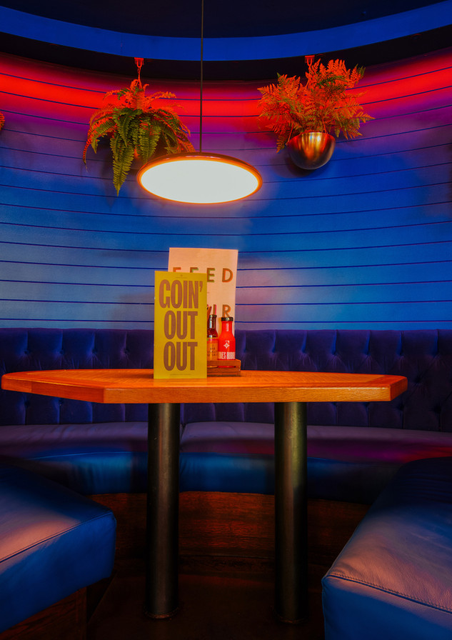 Revolution Clapham High Street, London | Late night bar interior design consultants. Restaurant, office, co-working, hotel.