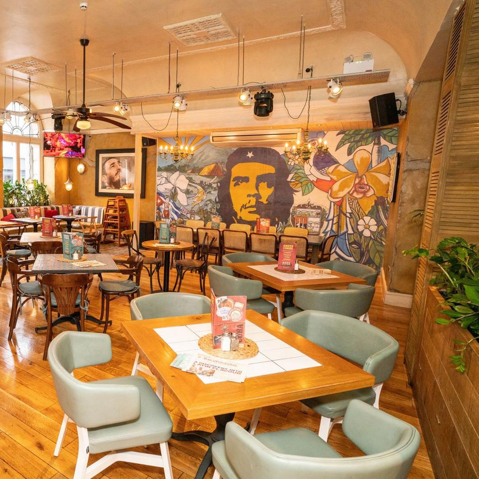 Front Restaurant Revolucion De Cuba Nottingham