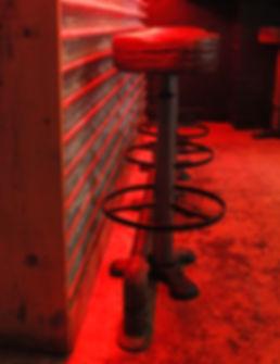 7Bone Newbury bar counter interior designer maven design studio industrial craft beer