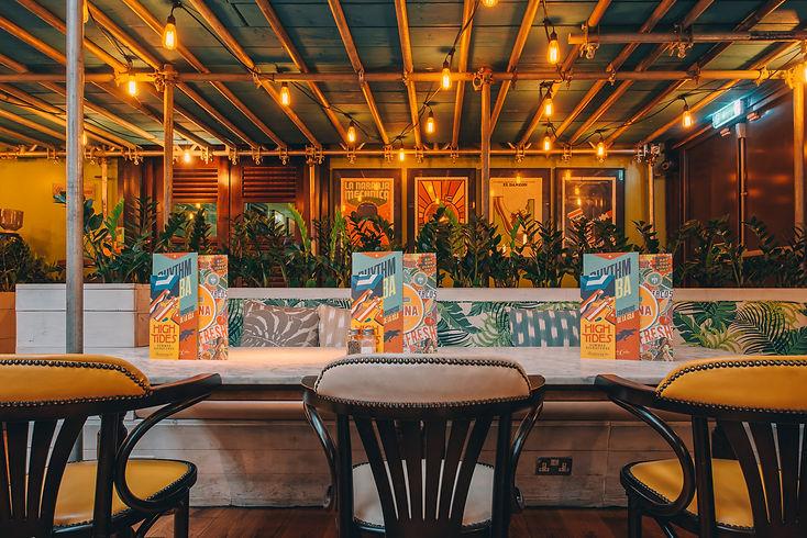Revolucion De Cuba, Sheffield | Bar Interior | Maven Design Studio