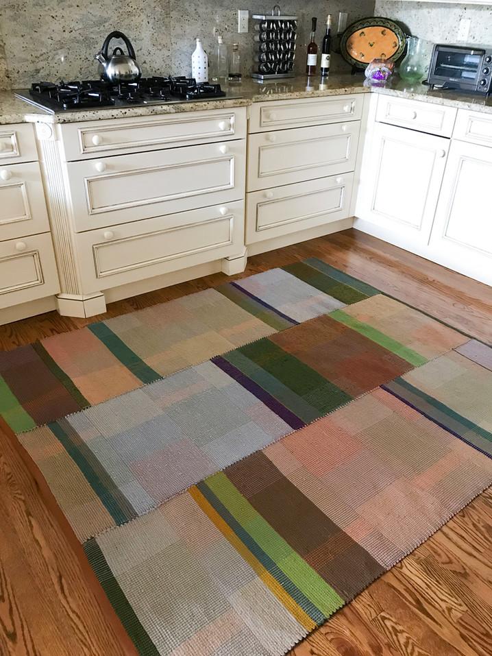Kitchen Rug 6' x 8'