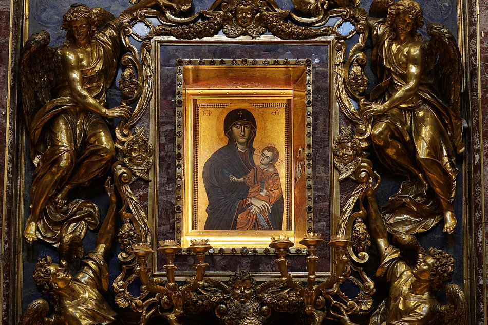 The Pope's Favourite Painting Gets A Mak