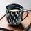 Thumbnail: Stoneware. Blue Speckle Mug - 350ml