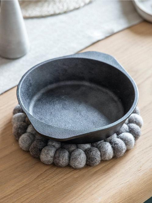 Cast Iron Small Dish